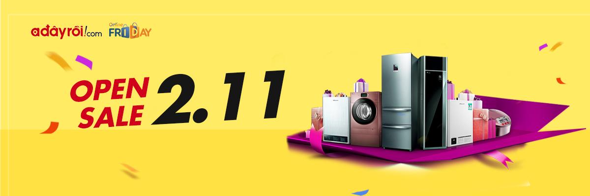 Adayroi - Open Sale 2.11