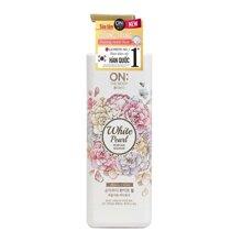 ON THE BODY Sữa Tắm On: The Body White Pearl Perfume Shower Nước Hoa & Trắng Da Chiết Xuất Hạt Ngọc Trai 500g