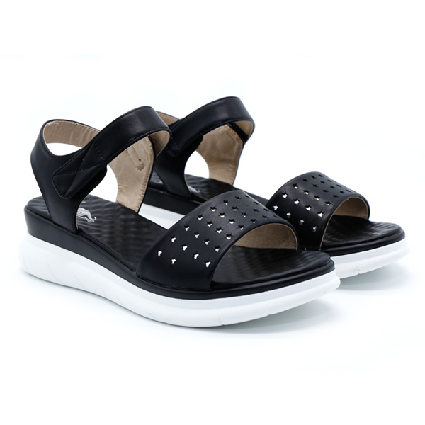 Giày sandal nữ Kanglong màu đen 282227188
