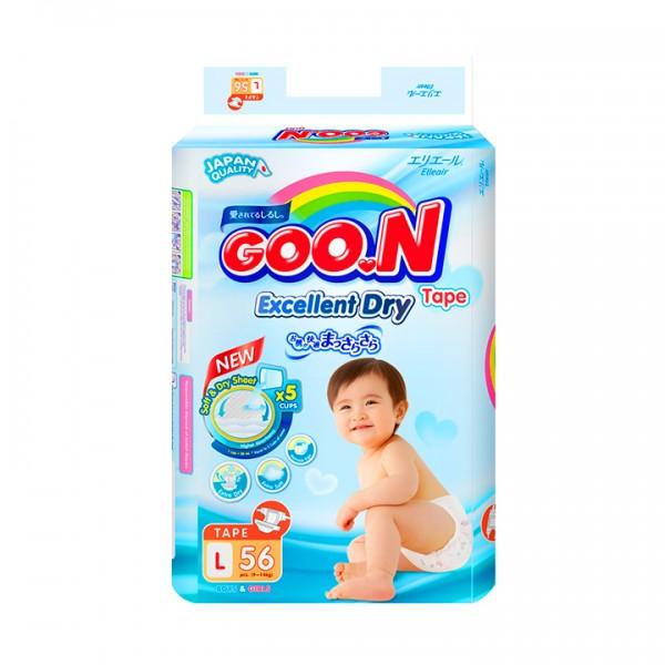 Tổng hợp tã dán/ tã quần Goon