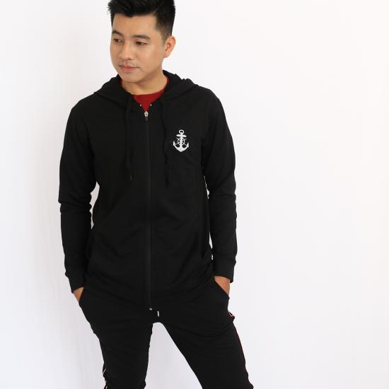 Bộ sưu tập áo khoác hoodie nam cao cấp HT Fashion