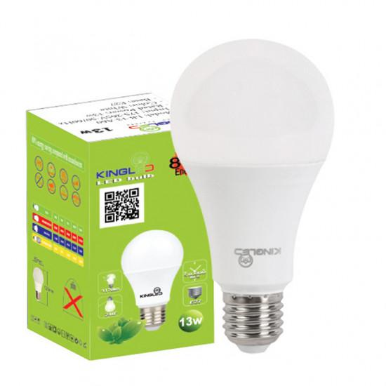 Đèn LED BULB Kingled 13W Tiết Kiệm Điện LB-13-A60
