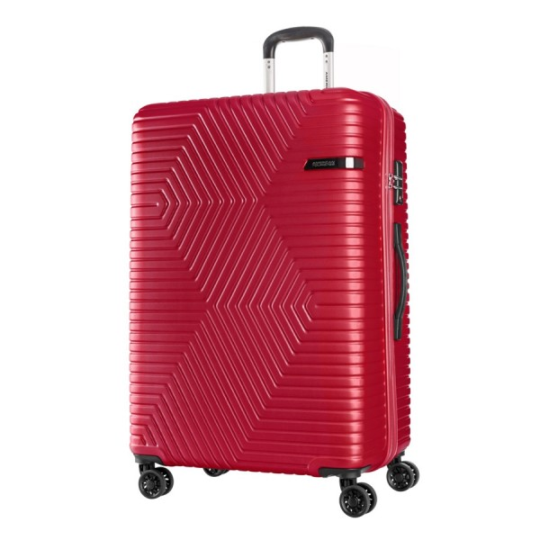 Vali American Tourister DO8*00003 At Ellen Spinner 79Cm TSA - Red