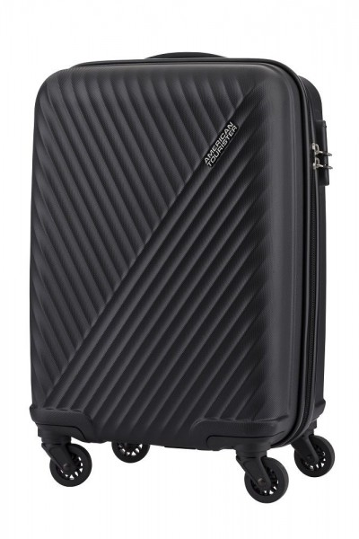 Vali American Tourister AX9*09001 Visby Spinner 55/20 - Black