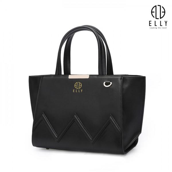 Túi xách nữ thời trang cao cấp ELLY – EL91 đen