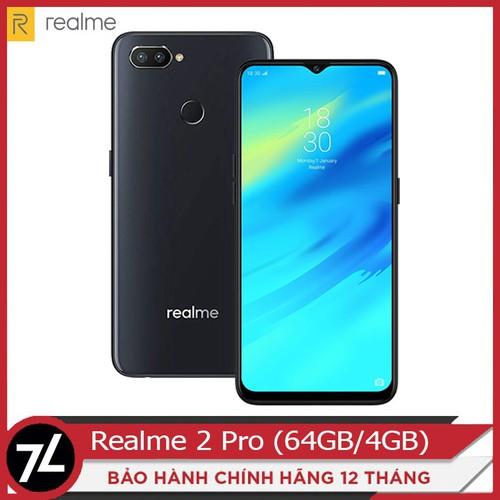Điện thoại Realme 2 Pro - RAM 4GB - ROM 64GB | Phân Phối Chính Hãng - SV285