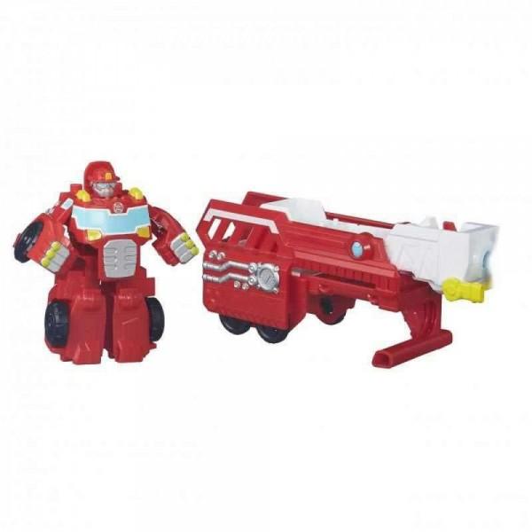 Đồ Chơi Robot Transformer Rescue Bots Hook Biến Hình Xe Cứu Hỏa Box