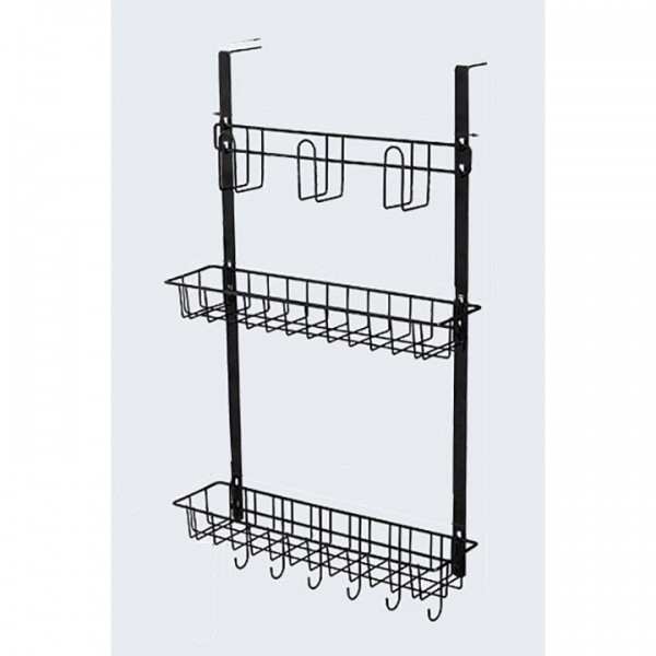 Gía Inox 3 Tầng Treo Cạnh Tủ Lạnh Tủ Bếp A15719-3