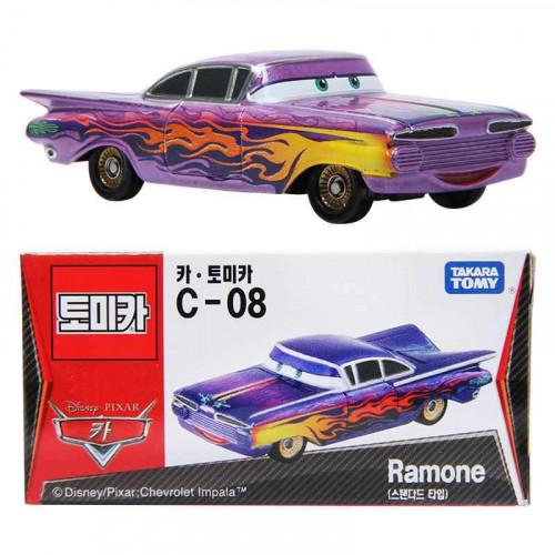 Xe ô tô mô hình Tomica Disney C-08 Ramone Box