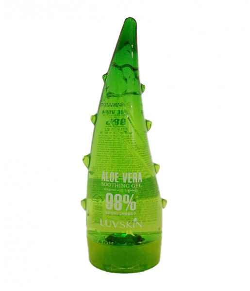 Gel dưỡng da lô hội LUVSKIN Natural Aloe Smoothing Gel