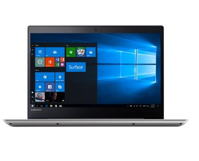 Laptop Lenovo IdeaPad 320S-14IKB 80X400HRVN Core i3-7130U/Win10 14 inch - Hàng Chính Hãng Grey