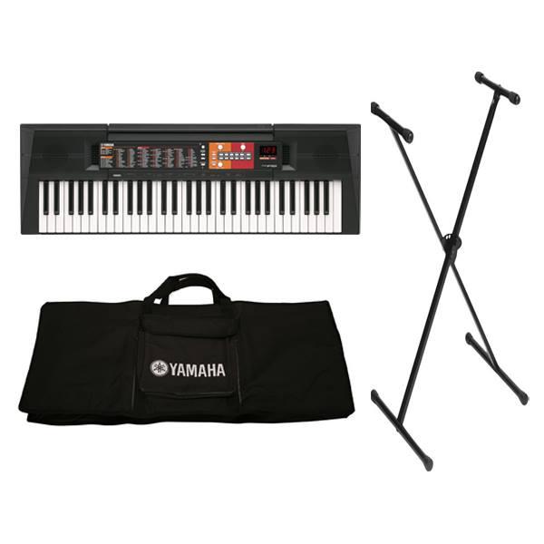 Combo đàn organ Yamaha PSR-F51+Chân+ Bao đàn