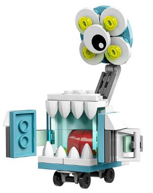 Mô Hình Lego Mixels - Đèn Chiếu Di Động Skrubz 41570 68 Mảnh Ghép - Clearance campaign