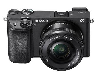 Máy Ảnh Sony Alpha A6300 + Kit 16-50mm - Đen
