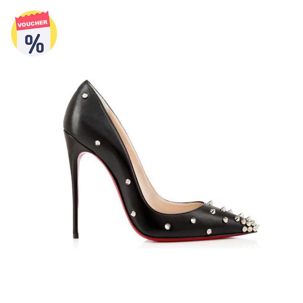 Mua ngay Voucher với giá 722.500 VND để sở hữu ngay Giày nữ thời trang ELLY - EG52 đen sz 35 - 39 (Giá niêm yết: 1.530.000 VND)