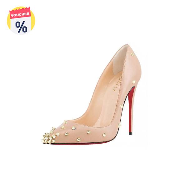 Mua ngay Voucher với giá 722.500 VND để sở hữu ngay Giày nữ thời trang ELLY - EG52 nude (sz 35 - 39) (Giá niêm yết: 1.530.000 VND)