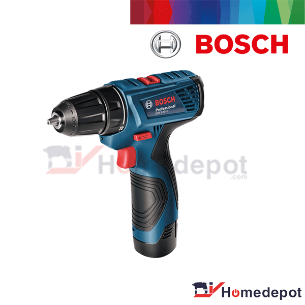 Máy khoan vặn vít dùng pin Bosch GSB 120-LI