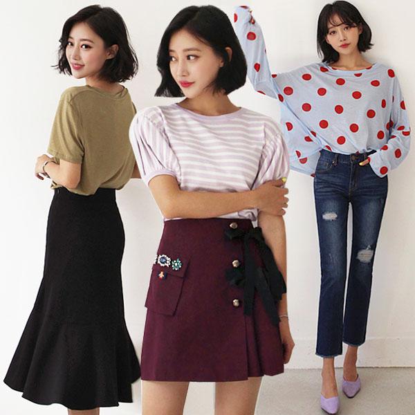 Bộ sưu tập quần và váy nữ Hàn Quốc trẻ trung Making U