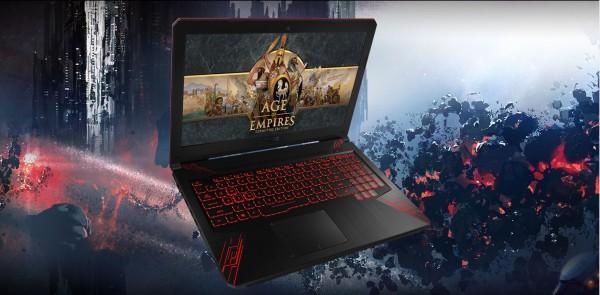 Laptop Asus TUF Gaming FX504GE-EN047T i7-8750H - Hãng phân phối