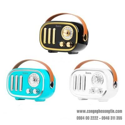 Hoco - Loa Bluetooth thông báo bằng giọng nói BS16