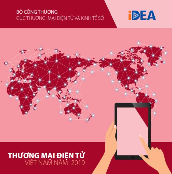 IDEA phát hành sách trắng Thương mại điện tử Việt Nam 2019