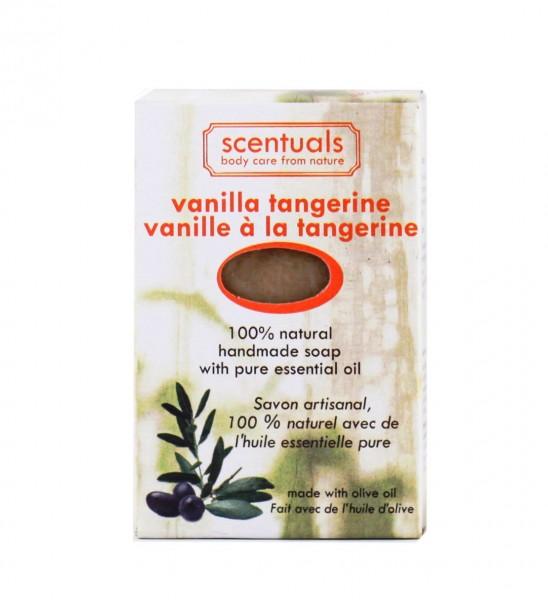 Sáp tắm hương Vani Quýt - Vanilla Tangerine 100g
