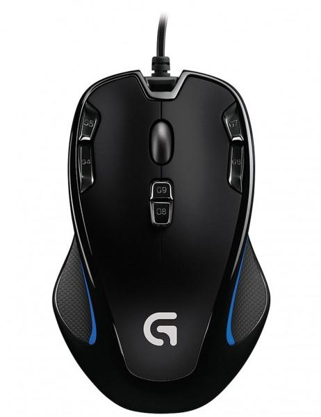 Chuột Game Cao Cấp Logitech G300S - Đen
