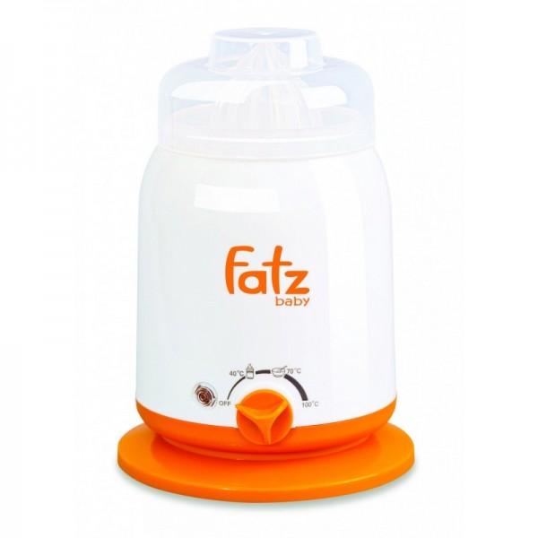 Máy hâm nóng sữa và thức ăn 4 chức năng Fatzbaby FB3002SL