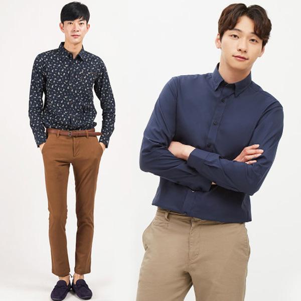 Bộ sưu tập áo sơ mi nam nữ Hàn Quốc thời trang