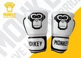 Găng Boxing Monkey màu trắng