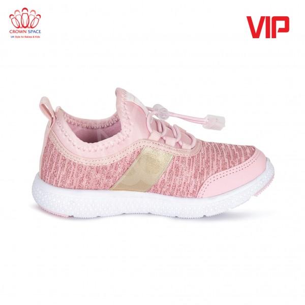 Giày thể thao cho bé Crown UK Sport Shoes CRUK8023.18 màu hồng
