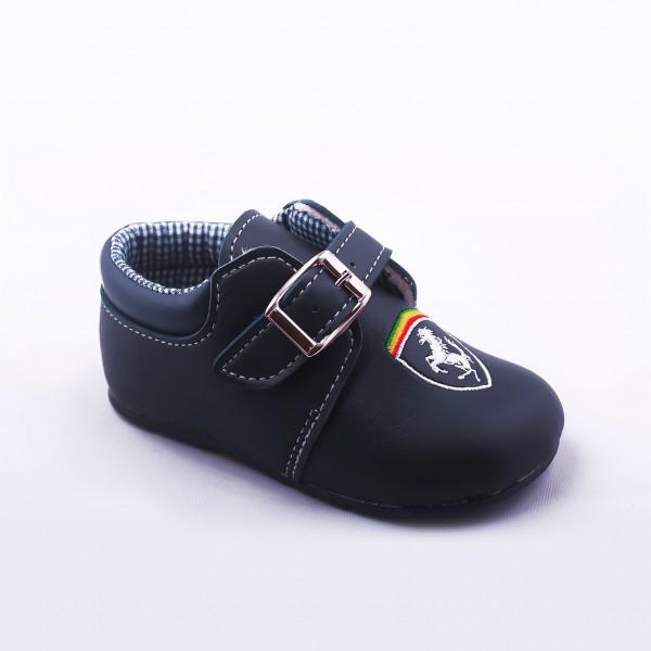 Giày tập đi Royale Baby Fashion Shoes 051_927 màu đen