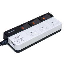Ổ cắm có dây Panasonic WCHG28334 (3m)