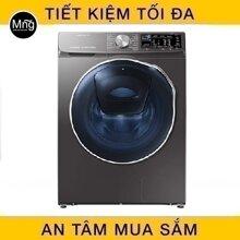 Máy giặt sấy Samsung 10.5 Kg lồng ngang Inverter WD10N64FR2X/SV
