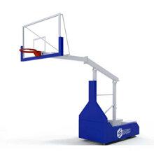 Trụ bóng rổ thi đấu di động S14645