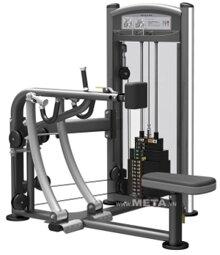 Máy tập cơ lưng và cơ vai Impulse IT9319