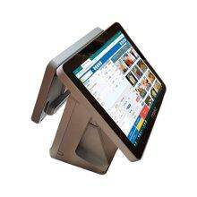 Máy bán hàng POS Tysso 1515S Celeron J1900/4GB/60GB SSD/2 x 15.6 inch/Black