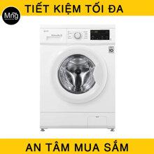 Máy giặt LG 8kg lồng ngang FM1208N6W