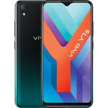Điện thoại Vivo Y1s (2GB/32GB) Đen lục bảo