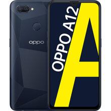 Điện thoại OPPO A12 4GB/64GB Đen