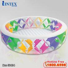 Bể bơi phao sắc màu INTEX 56494