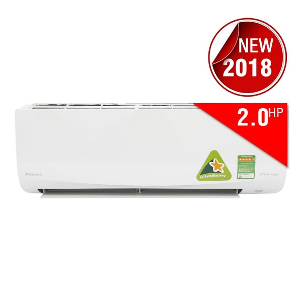 Máy Lạnh Inverter Daikin FTKQ50SVMV/RKQ50SVMV (2.0HP)