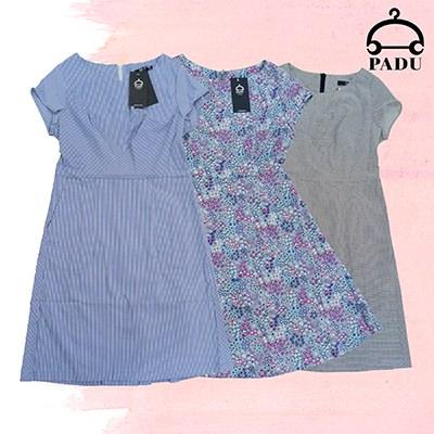 Váy bán theo set. Set 3 váy nữ size M P18DW41B-M P18DW42C-M P18DW42D-M
