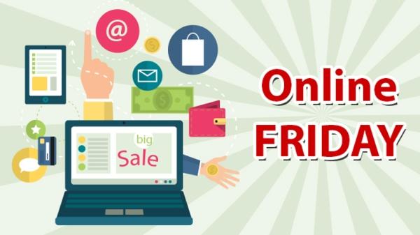 Mua sản phẩm 0 đồng hoặc giảm tới 90% tại Online Friday 2018
