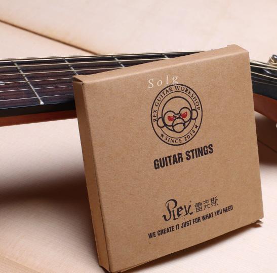 Dây đàn guitar Rex R406