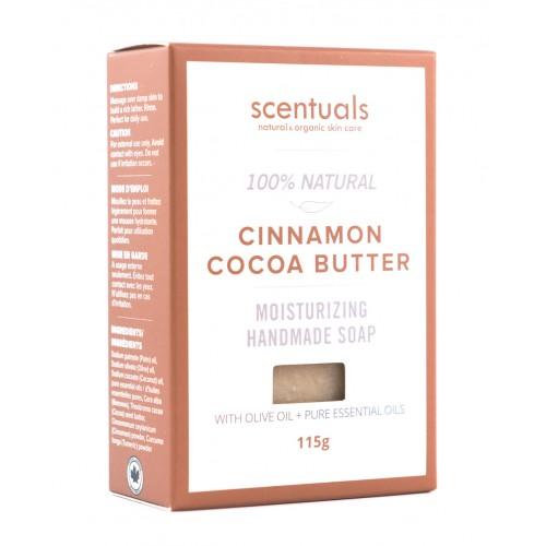 Soap tắm hương quế và cacao hương