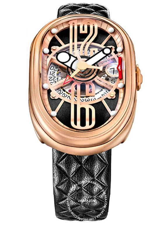 Đồng hồ Grimoldi Limited RGMTBK612PK