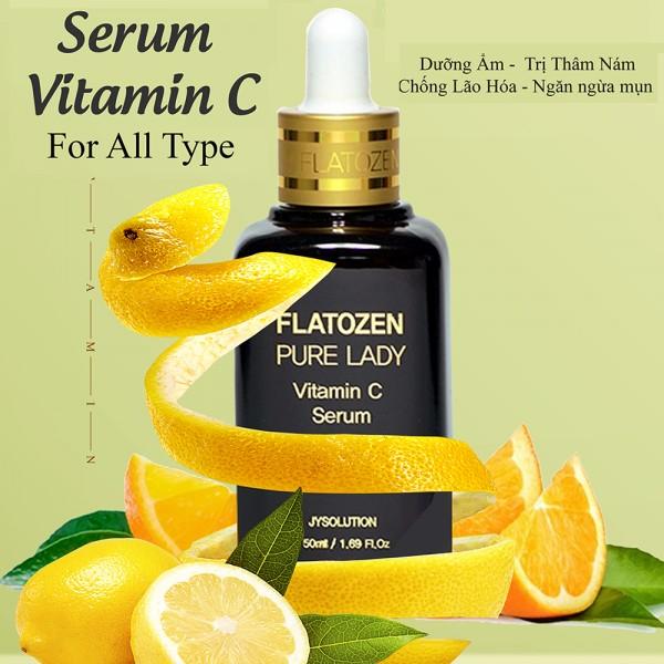 Serum Vitamin C FLAROZEN PURE LADY 50ml