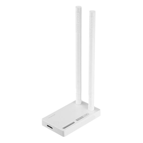 Thiết bị thu phát sóng vô tuyến Totolink USB Wi-Fi băng tần kép AC1200 - A2000UA