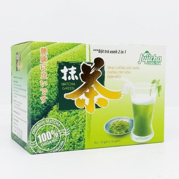 Bột trà xanh Fuji Matcha 2in1